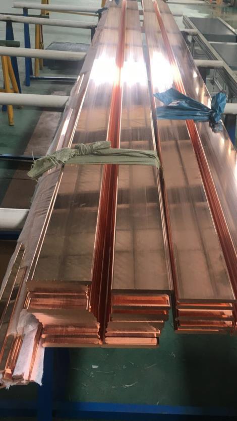 自动化铜排镀锡线