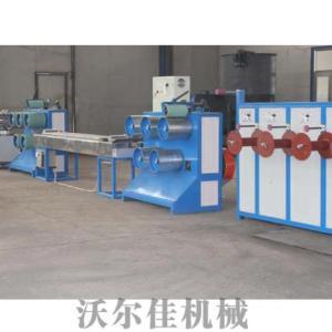 塑料圓絲拉絲機生產廠家