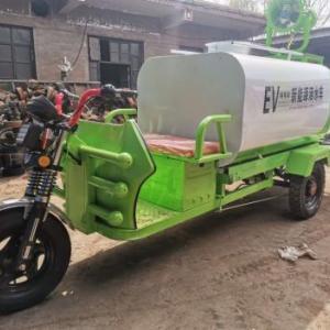 新能源洒水车