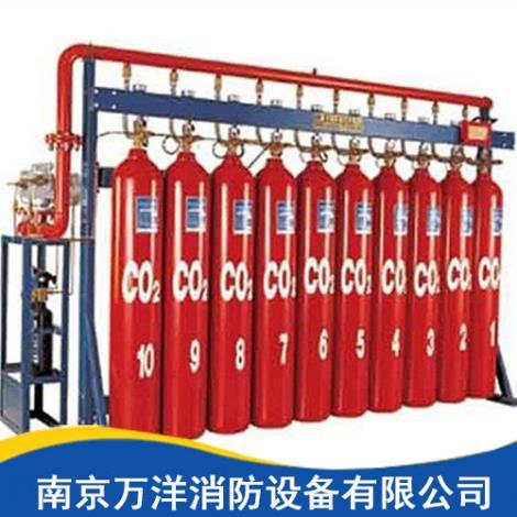 高压二氧化碳灭火设备直销