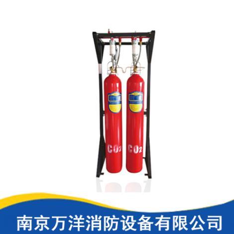 高压二氧化碳灭火设备生产