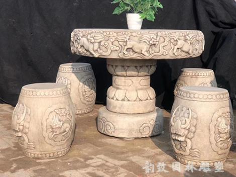 石桌子生产商
