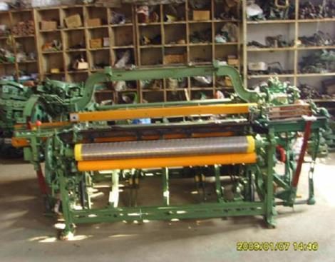 1511多梭箱织机