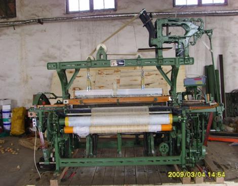 GA615A-1X4电子控制多臂多梭箱织机
