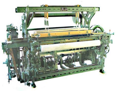 GA615B(A)多梭箱毛巾织机