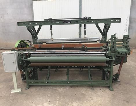 GA615D电子定位刹车织机