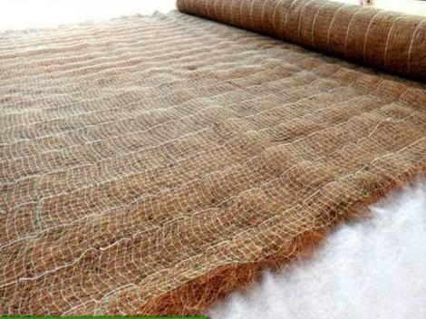 椰丝生态护坡毯厂家