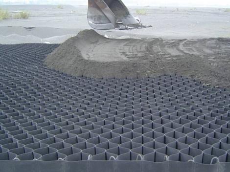高强土工格室厂家