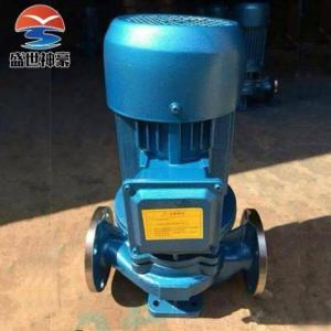 立式管道泵定制