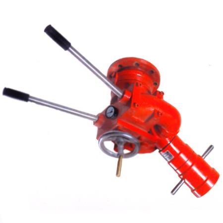 可调式消防水炮