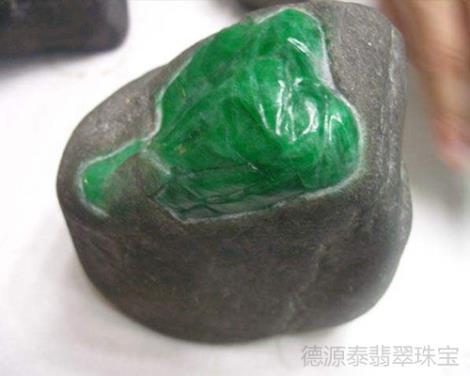 翡翠原石毛料