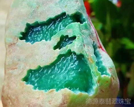 精品翡翠原石