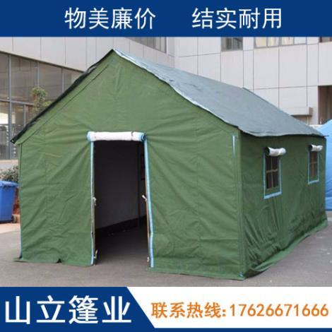 施工救灾帐篷安装