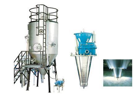 LPG系列高速离心喷雾干燥机