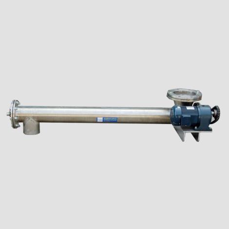 管式水平螺旋输送机
