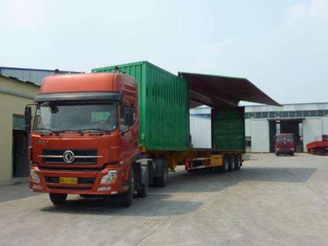 张家港物流运输
