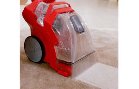 地毯清洗机技术推广