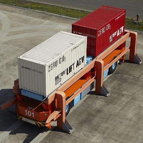 张家港集装箱物流运输
