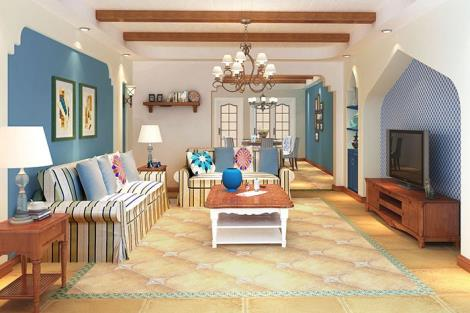 地中海装饰风格设计