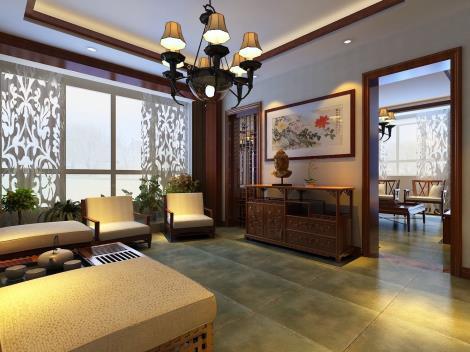 新中式装饰风格室内装潢