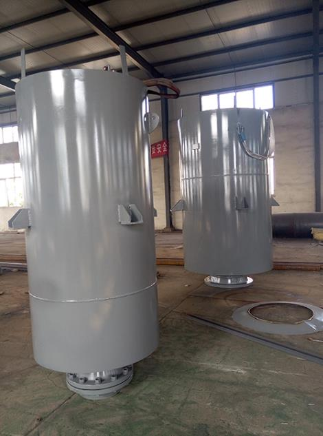 蒸汽消声器