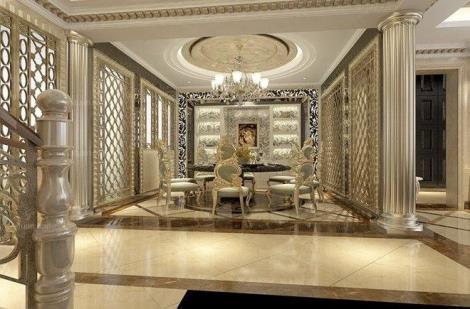 欧式风格装饰设计方案