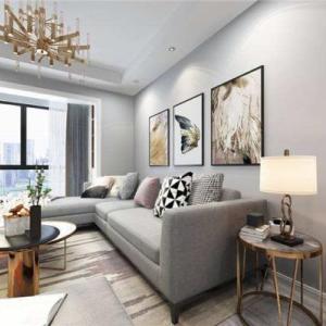 現代簡約風格裝飾室內裝潢