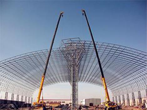 网架钢结构