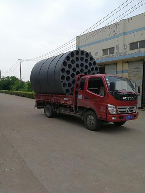 锅炉风机消音器