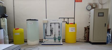 分体式次氯酸钠发生器