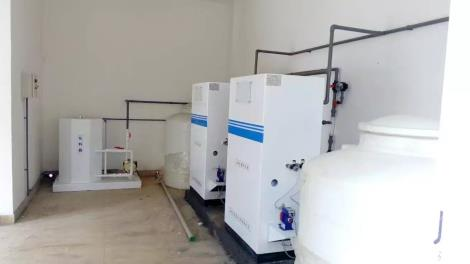 高纯硫酸法二氧化氯发生器