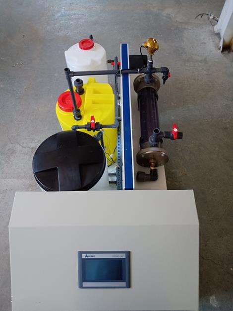 PLC次氯酸钠发生器