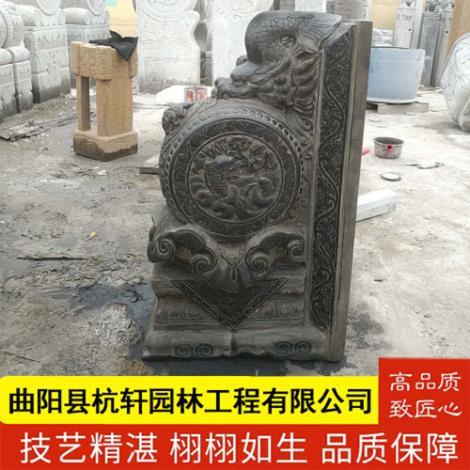 石雕仿古门墩厂家定制