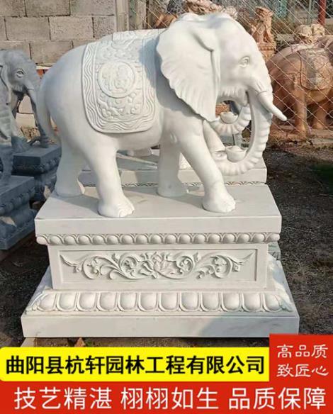 石雕大象銷售