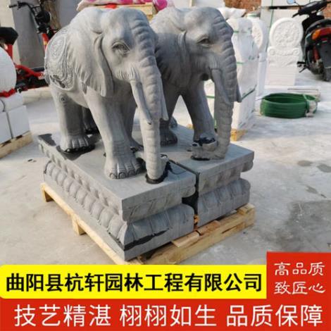 石雕大象廠家直銷