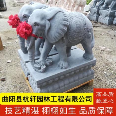 石雕大象廠家定制