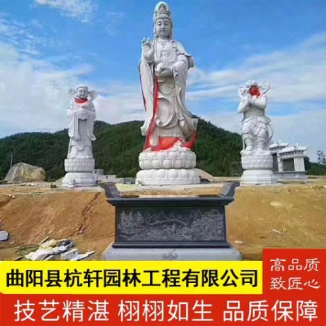 河北石雕佛像