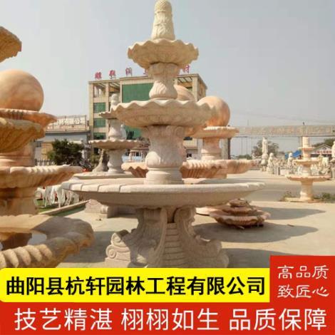 河北石雕喷泉