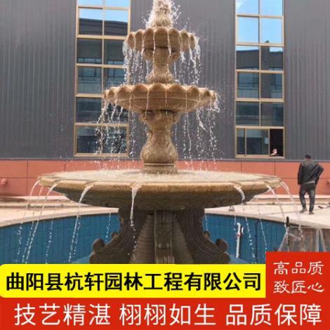 曲阳石雕喷泉