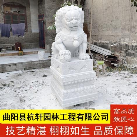 石雕狮子销售