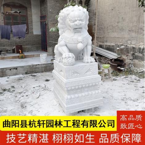 石雕狮子厂家直销