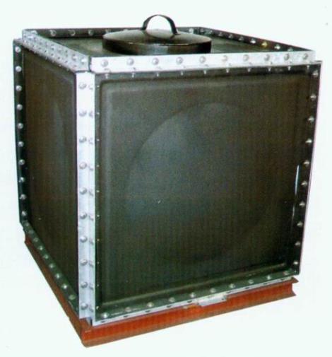 组合式搪瓷水箱