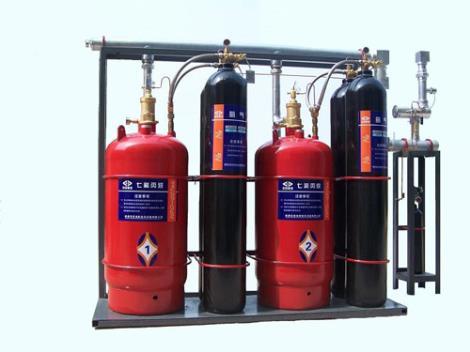 七氟丙烷备压式灭火系统