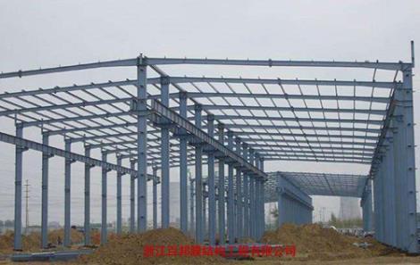 鋼結構廠房