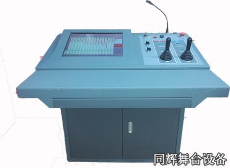 舞台吊杆PLC数字控制系统