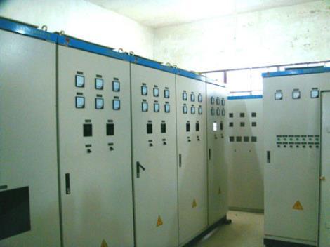 設備電器設計改造和安裝