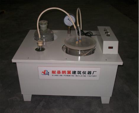 ZF-2防水卷材真空吸水仪
