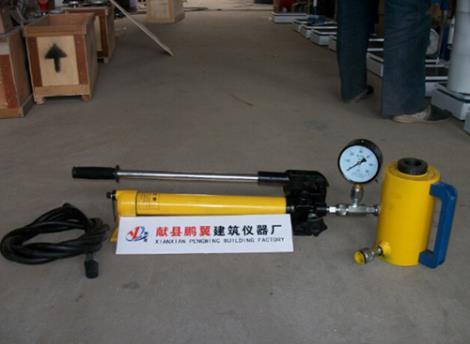 ML-100B钢筋拉拔仪