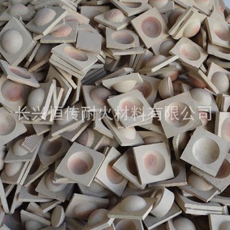 树脂砂铸造用浇口窝