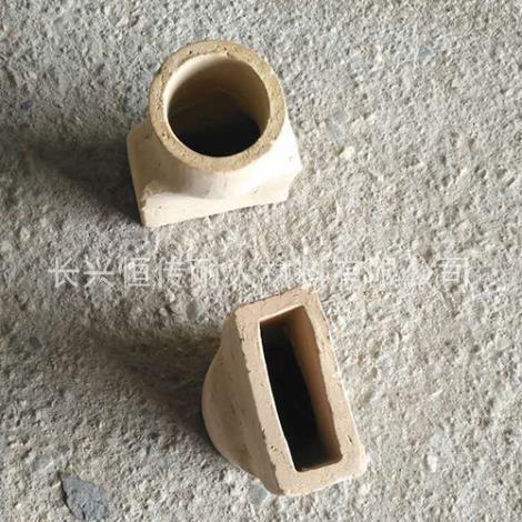 耐高温浇铸陶瓷管定制